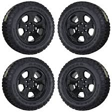 100 Rims Truck 18 SILVERADO 1500 Z71 TRUCK BLACK WHEELS RIMS TIRES FACTORY OEM