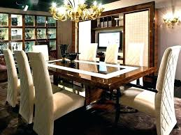 Luxury Dining Room Modern Chairs Tables And Luxurious Sets