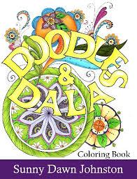 Doodles And Dalas Coloring Book Sunny Dawn Johnston Boutique