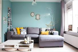 Dark Grey Accent Wall Dining Room Teal Living Amazing Colors For Small On