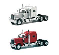 100 Toy Peterbilt Trucks Long Haul Trucker NewRay S CA Inc