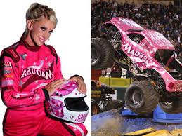 100 Monster Truck Show Miami Truck Driver Debrah Miceli Proves That Jam Is Not