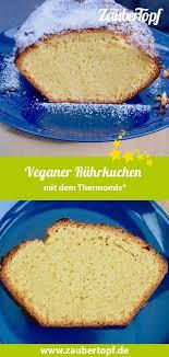 saftig lecker veganer rührkuchen