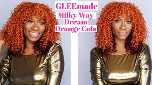 GLEEmade - Milky Way Dream - Orange Cola COUPON CODE