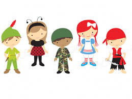 Costume Clipart Dress Up 5