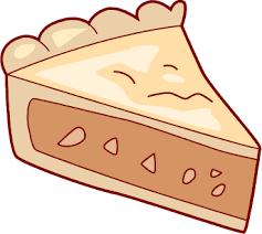 In The Desert clipart slice pie 4