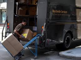 UPS Freight Truck Drivers May Go On Strike By Monday - Business Insider Just A Car Guy New Take On A Ups Truck Was At Sema Sustainability Partners With Wkhorse To Build Electric Delivery Vans Reuters Ups Delivery Van Stock Photos Images Page Fedex Shares Drop Fears Amazon Starting Service Carbon Fiberloaded Gmc Sierra Denali Oneups Fords F150 Wired Tests Drone System An Electric How Replace Apc Battery Modellbiler Front Center Roy Oki Has Driven The Short Route Long Career Best Pickup Trucks 2018 Auto Express