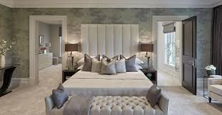 luxury master bedroom suite at one of our projects it had