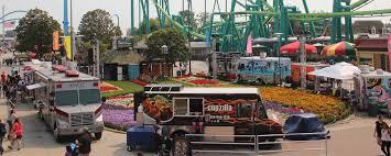 100 Taco Truck Challenge Last Blast Of Summer Food Wars Cedar Point