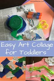 If You Are Anything Like Me Prefer Your Kids To Create Artwork From Things Already Have At Home This Means Coming Up With Creative Easy