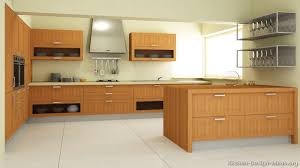 Modern Kitchen Ideas With Kitchen Cabinets And Modern Light Wood
