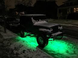 100 Led Lights For Trucks Headlights 6 Pod LED Rock Kit For Off Road Jeep Truck Car ATV SUV Jeep
