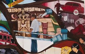 Famous Mexican Mural Artists by California Historical Society Murals Creating A Legacy