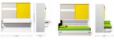 Clei Murphy Bed by Pstudy Desk Bed Clei Wall Beds London Uk Poppi Board Wall Bed