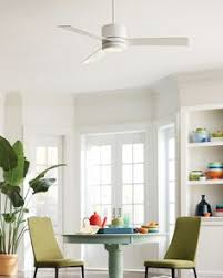 The 56 Vision Max Ceiling Fan By Monte Carlo Is Sleek And Modern Designed