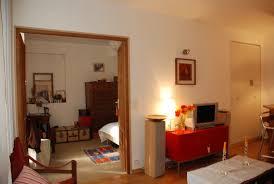 chambre attenante chambre attenante au salon photo de appartement 2 pièces à