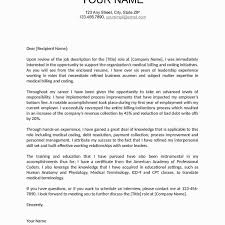 10 Free Employment Cover Letter Examples Payment Format