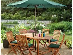 Patio Furniture Covers Walmart by Outdoor Mainstays Umbrella 9 Ft Market Umbrella Patio