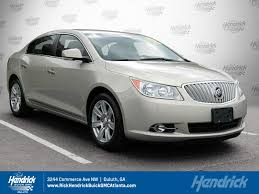 100 Lacrosse Truck Center PreOwned 2012 Buick LaCrosse Leather Sedan In Duluth Z275563A