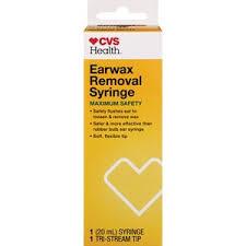 cvs health ear wax removal syringe cvs