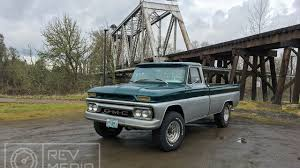100 1966 Gmc Truck GMC K20 4x4 Long Bed YouTube