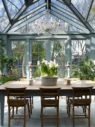 Traditional Glass Conservatory Sunroom