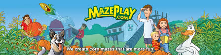 Knoxville Ia Pumpkin Patch by Local Corn Mazes Mazeplay