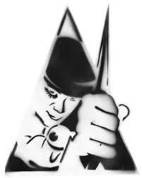 Pulp Fiction Pumpkin Stencil by Super Cool Creative Stencils And Banksy Promo