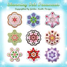 Ornament Embroidery Designs