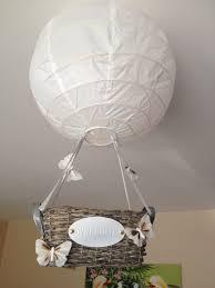 lustre chambre d enfant en vente lustre montgolfière deco chambre d enfants