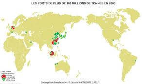 les plus grands ports du monde populationdata net