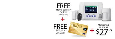 Free ADT Monitored Home Security Systems