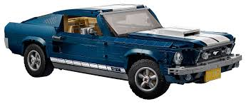 100 How To Make A Lego Truck LEGO Ford Mustang Is A 60s Icon With Mod Potential SlashGear