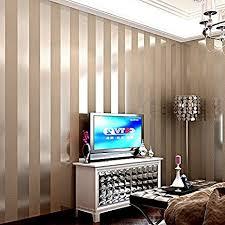 lxpagtz einfache moderne vlies tapete schlafzimmer wohnzimmer vertikalen streifen östliches mittelmeer wand tapete lange 9 5 m breite 0 53 m 5 m