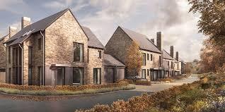 100 Contemporary Housing Bespoke Contemporary Housing Development In Sacriston