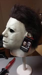 Michael Myers Halloween Stencil by Halloween H20 Twenty Years Later Michael Myers Mask Buy Online