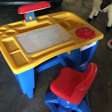 Little Tikes Desk With Lamp And Chair by Find More Little Tikes Light Up Desk And Swivel Chair For Sale At