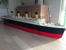 Minecraft Titanic Sinking Animation by Making Of Lego Titanic Universumin Ihmeitä Pinterest Lego