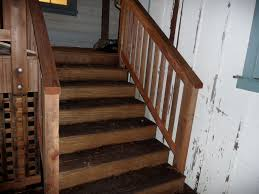 Way To Installing Wooden Railing For Staircase The Home Ideas ... Best 25 Steel Railing Ideas On Pinterest Stairs Outdoor 82 Best Spindle And Handrail Designs Images Stairs Cheap Way To Child Proof A Stairway With Banisters Which Are Too Stair Remodeling Ideas Home Design By Larizza Modern Neutral Wooden Staircase With Minimalist Railing Wood Deck New Decoration Popular Loft Wonderfull Crafts Searching Obtain Advice In Relation Banisters Banister Idea Style Open Basement Basement Railings Jam Amp
