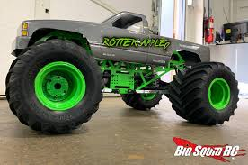 100 What Transmission Is In My Truck Monster Madness Rotten Apple 2 Big Squid RC RC