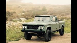 100 Icon Trucks ICON Dodge D200 Power Wagon Crew Cab Reformer YouTube