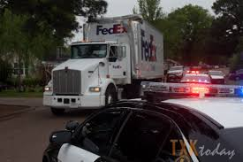 FedEx Truck Hits College Drive Bridge | Texarkana Today Johnson City Press Update 1 Dead In Ctortrailer Crash At I81 Fedex Truck Crashes Front Of Vogue Center Killed After Car And Truck Crash Otay Mesa Times San New Jersey Highway Sends Packages Flying 10 Days Before Commuter Train Smashes Into Cuts It Two Cnn Volving Semi Box Elder County Gephardt Stolen On South Side Abc7chicagocom Slams Parked News Sports Jobs Obsver Today California Tour Bus 911 Calls Released Hit By Train Utah Youtube Fatal 880 Involving Fed Ex Cleared Fivehour Omaha Police Cruiser Collide