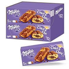 milka cake choc 16 x 175 g alpenmilch mini küchlein einzeln verpackt