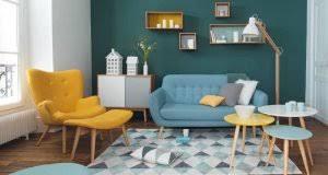 tapisserie salon salle a manger déco salon salle à manger peinture et idée couleur salon