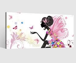 set möbelaufkleber für ikea sundvik bett schlafzimmer kinderzimmer mädchen fee prinzessin kat2 schmetterlinge rosa su2 aufkleber möbelfolie sticker