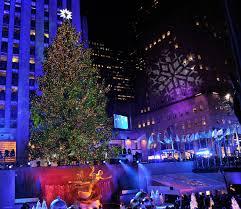 Christmas Tree Rockefeller Center 2018 by Holiday Season Lights Up Today Com