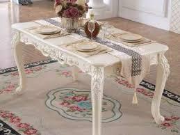 barock stil esszimmer esstisch tisch stuhl garnitur 9266
