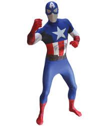 Captain America Classic Costume Morphsuit