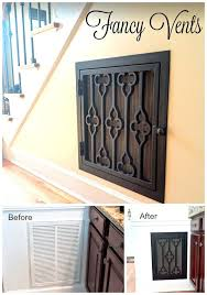 Decorative Return Air Grille Canada by Decorative Wall Vent Covers Design U2013 Musingsofamodernhippie