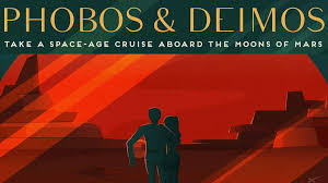 Go Download SpaceXs Vintage Mars Travel Posters
